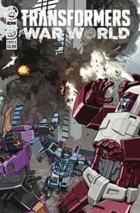 Transformers #29 CVR B Ej Su