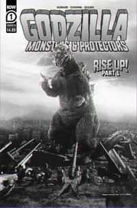 Godzilla Monsters and Protectors #1 CVR B Photo CVR
