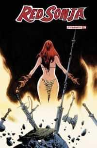 Red Sonja #26 CVR A Lee