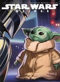 Star Wars Insider #202 FOC Edition