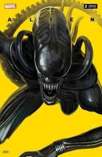 Alien #2 Variant Hans