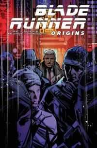 Blade Runner Origins #3 CVR A Hernandez