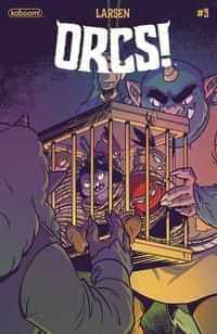 Orcs #3 CVR B Boo