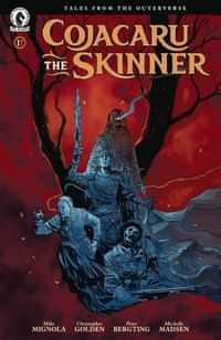 Cojacaru The Skinner #1 CVR A Bergting