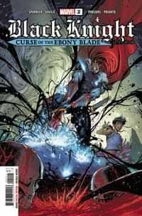 Black Knight Curse Ebony Blade #2