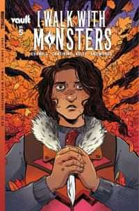 I Walk With Monsters #5 CVR A Cantirino