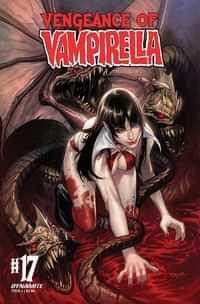 Vengeance Of Vampirella #17 CVR C Segovia