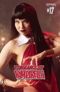Vengeance Of Vampirella #17 CVR D Stalcup Cosplay