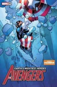 Avengers #45 Variant Pacheco Reborn