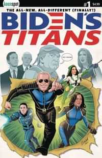 Bidens Titans #1