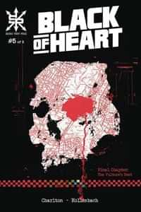 Black Of Heart #5