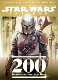 Star Wars Insider #200 Newsstand Edition