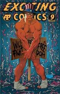 Exciting Comics #9