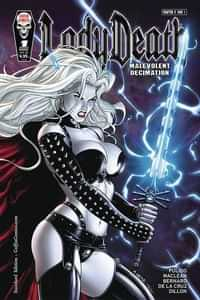 Lady Death Malevolent Decimation #1 CVR A