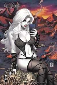 Lady Death Malevolent Decimation #1 CVR B Selfie
