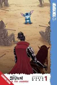 Disney Manga Stitch and Samurai GN V1