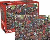 Aquarius Puzzle Marvel Comics Deadpool 3000 piece