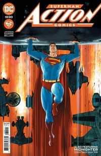 Action Comics #1030 CVR A Mikel Janin