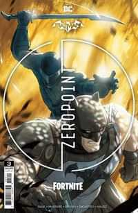 Batman Fortnite Zero Point #3 CVR A Mikel Janin