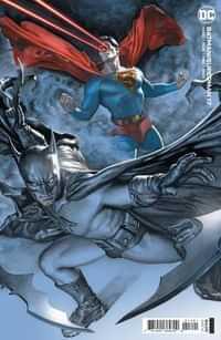 Batman Superman #17 CVR B Cardstock Rodolfo Migliar