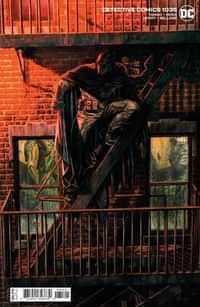 Detective Comics #1035 CVR B Cardstock Lee Bermejo