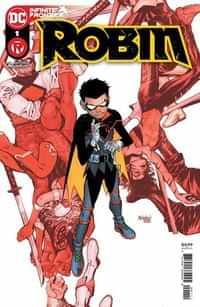 Robin #1 CVR A Gleb Melnikov