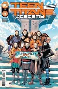 Teen Titans Academy #2 CVR A Rafa Sandoval