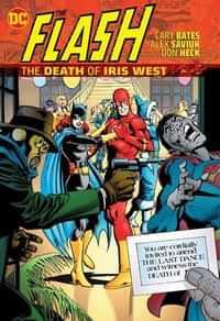 Flash HC The Death Of Iris West