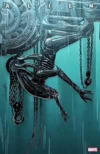 Alien #1 Second Printing Larroca