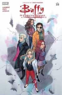 Buffy The Vampire Slayer #25 CVR A Frany
