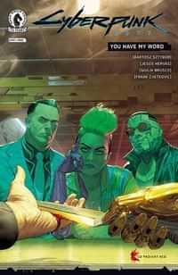 Cyberpunk 2077 You Have My Word #1 CVR B De Lulis