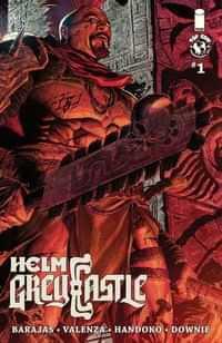 Helm Greycastle #1 CVR C Parker