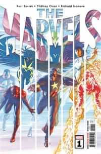 Marvels #1