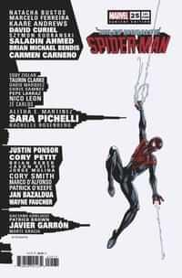 Miles Morales Spider-man #25 Variant Bagley Skyline