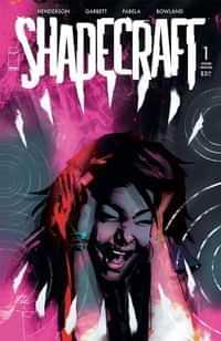 Shadecraft #1 Second Printing