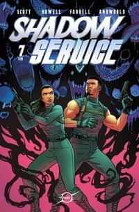 Shadow Service #7 CVR B Isaacs