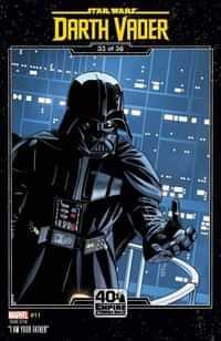 Star Wars Darth Vader #11 Variant Sprouse Empire Strikes Back