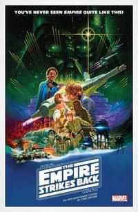 Star Wars Empire 40th Anniversary Covers Sprouse #1 Variant Movie Poster
