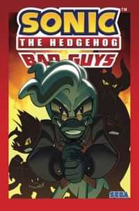 Sonic The Hedgehog TP Bad Guys