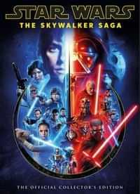 Star Wars Skywalker Saga Newsstand Edition