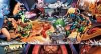 Heroes Reborn #1 Variant Coello Gatefold