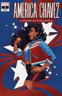 America Chavez Made In Usa #3 Variant Cola
