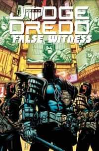 Judge Dredd TP False Witness