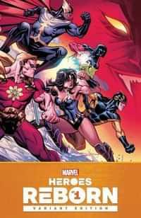 Heroes Reborn #1 Variant 25 Copy Mcguinness