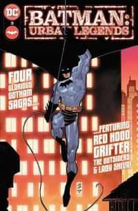 Batman Urban Legends #3 CVR A John Romita Jr and Klaus Janson