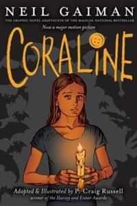 Neil Gaiman Coraline GN