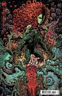 Swamp Thing #3 CVR B Cardstock Kyle Hotz