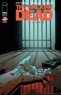 Walking Dead #14 Deluxe Edition CVR B Moore and Mccaig