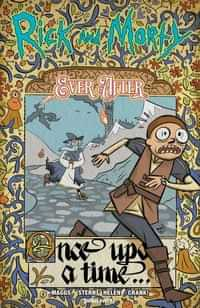 Rick and Morty TP Ever After V1