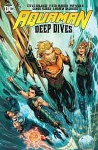Aquaman TP Deep Dives